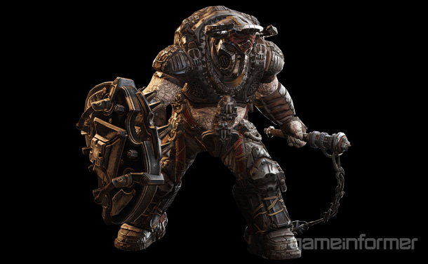 gears of war serapede - photo #8
